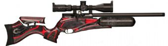 Daystate Red Wolf Hi-Lite Precharged PCP Air Rifle - Laminate